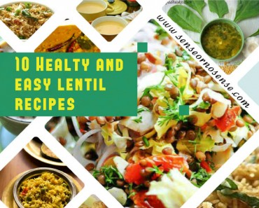 10 Healthy Lentil Recipes