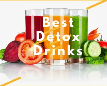 10-best-detox-drinks-for-cleansing-and -weight-loss