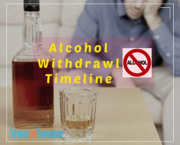 Alcohol Withdrawal Timeline