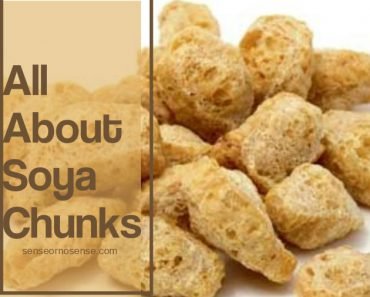 all about soya chunks