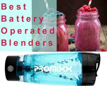 best battery operated blenders
