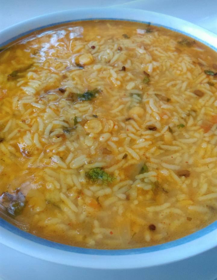 Panch Dal Khichdi Recipe