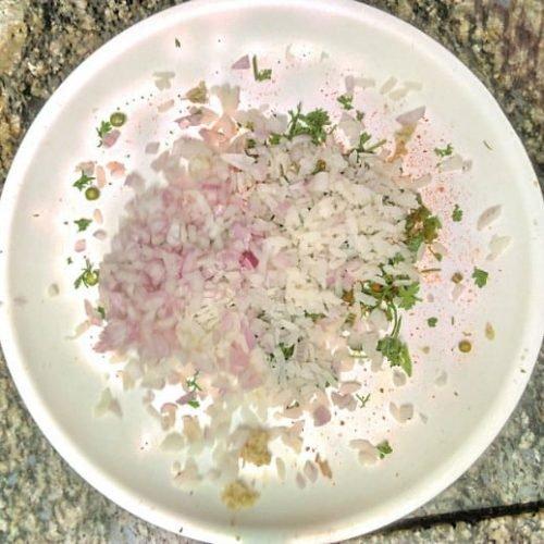 onion samosa ingredients