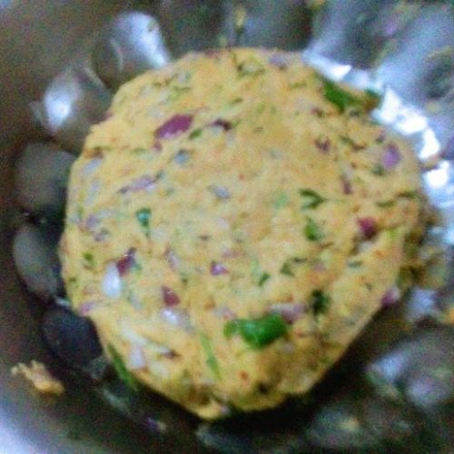 Dough for Sindhi Koki