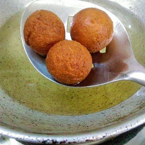 Gulab Jamun Recipe step by step process