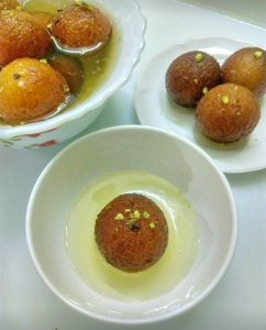 How to make Gulab Jamun