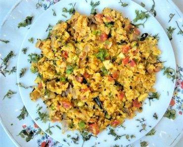 How to make Oats Upma